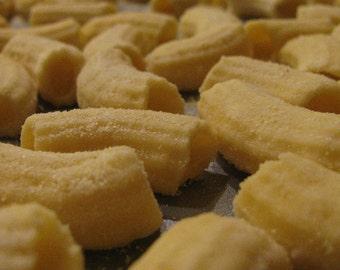RIGATONI in 8 flavors! Fresh Hand Made Pasta - 12oz.