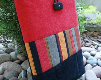 Laptop sleeve case for a 13 inch Macbook/tapestry