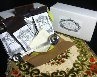 Sachet & Tea Measure Care Package