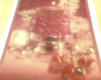 Vintage Daughter Christmas Card