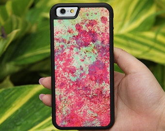 Grunge Abstract Artistic Style iPhone 6/6plus/5S/5/5C/4S/4 Tough Case,Samsung Galaxy S5/S3/S3/Note 3 Silicone Rubber Case