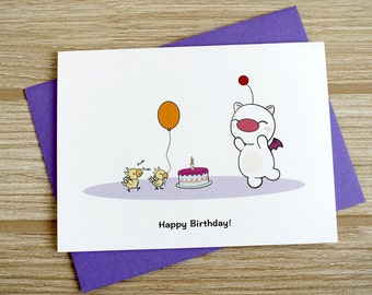 Happy Birthday Fun Card