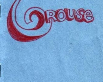 Grouse - minicomic by Joe Kuth