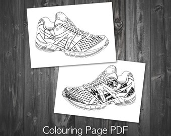 Colouring Pages Pdf For Adults : Set of adult coloring pages literary coloring