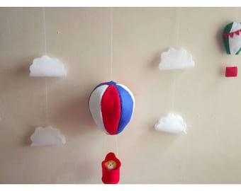 felt garland. paddington not included