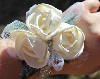 Custom Corsage for Wedding, Homecoming, Prom