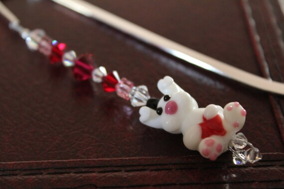 Bunny Bookmark, I Love Reading, Love Bunny Rabit Gift Idea, Burrow Into a Good Book, Easter Bunny Gift