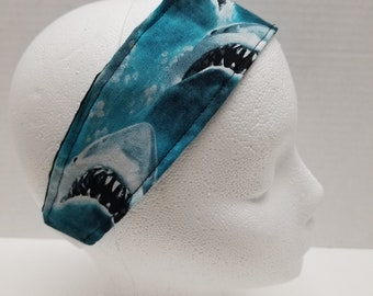 Sharks Hairband