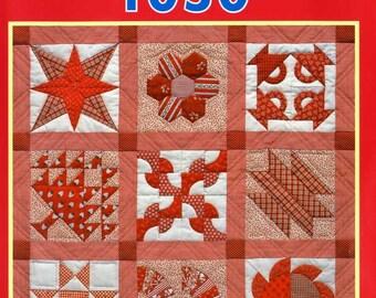 Patchwork Patterns 1050 - Japanese Craft Book (SAL)