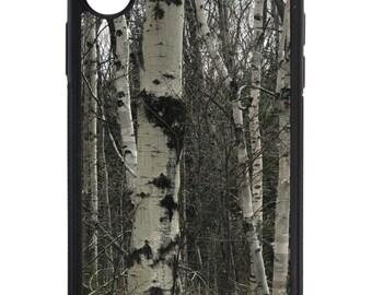 Birch Forest Phone Case