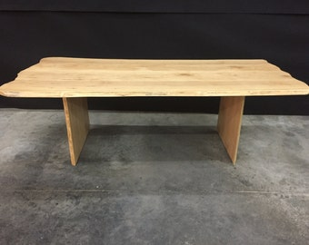 Hard Maple Dining Table