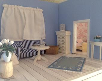 Dolls houses, 2-room Doll House, Doll House