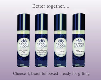 Perfume Gift Set 4 for 41 Buy 4 get 1 free!