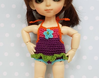 PukiFee/Lati Yellow Swimsuit Jellybean
