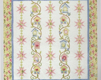 Home Tweet Home - Quilt Pattern - by Cheri Leffler Designs