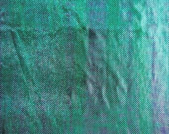 4 way stretch spandex hologram pickack  tighdie