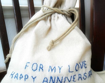 creative cotton anniversary gifts for her