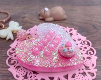 """Pendant """"Sugarfree Cupcake"""""""