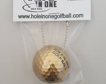 Hole In One Golf Ball
