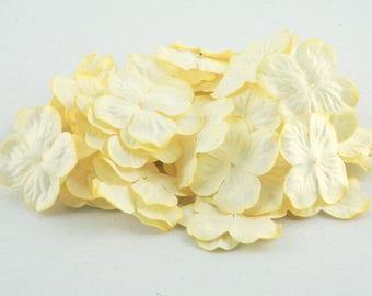 Lemon Hydrangea Mulberry Paper Mulberry Paper Blooms Pbc112