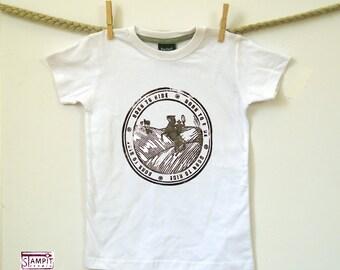 Cowboy kids t-shirt, Toddler t-shirt, Horses t-shirt, Hipster kids clothes, Cool kids t-shirt, Children shirt, Cowboy clothes