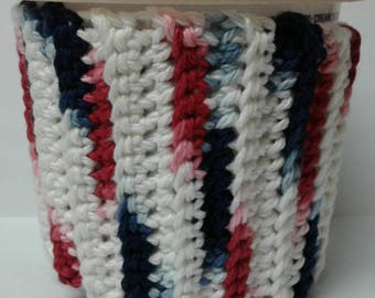 Nautical Ice Cream Sweater Cozy