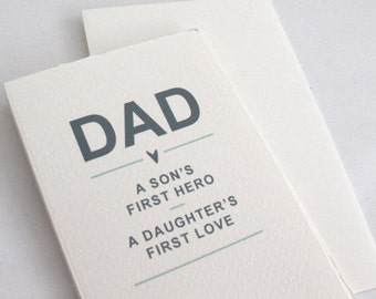 Birthday Cards For Daddy From Daughter ~ For the soon to be daddy card for dad card for dad to