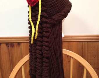 Princess Wig Crochet PATTERN