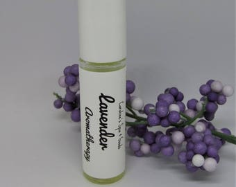 Lavender Aromatherapy Roll On