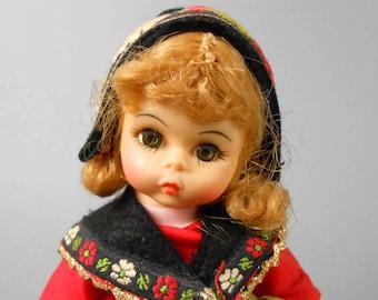 "Madame Alexander Sweden 8"" Dolls of the World"