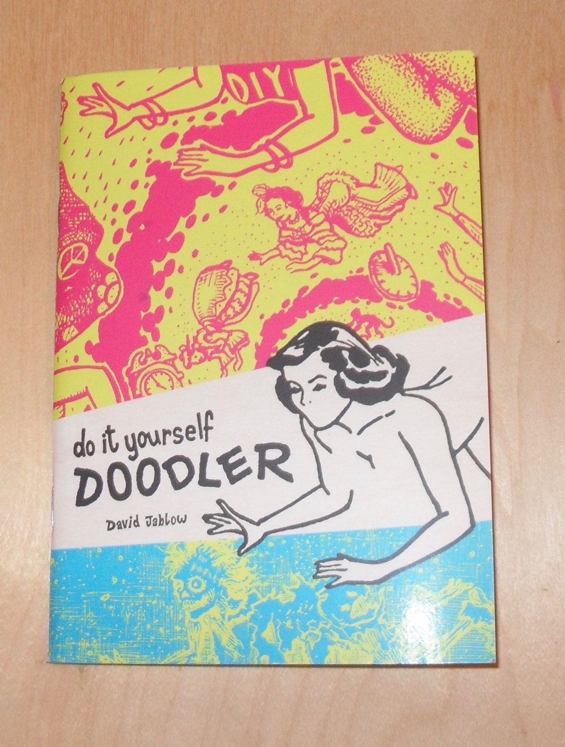 The do it yourself doodler book zoom solutioingenieria Image collections