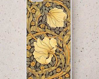 Phone Cover - iPhone,Samsung Galaxy, & other models - Pimpernel design - William Morris - Illustration - Mobile Phone Cover