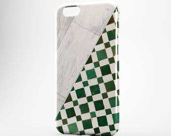 iPhone 8 Case iPhone X Case Green Phone Case Marble iPhone 7 Plus Case iPhone 6 Case iPhone 5 iPhone 8 Plus iPhone SE Case Galaxy S8 Plus