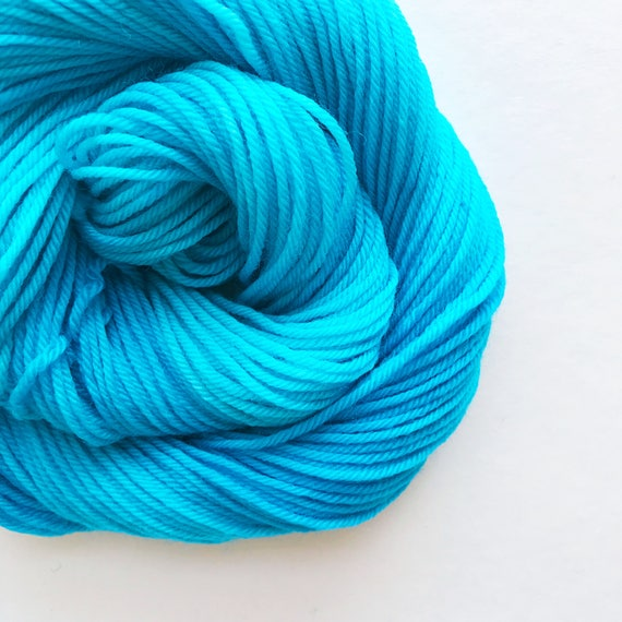 REEF hand dyed yarn