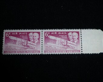 1949 U.S.A. 6c Airmail