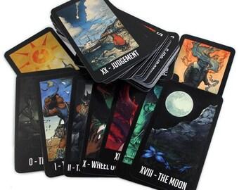 Tarot Card Listing