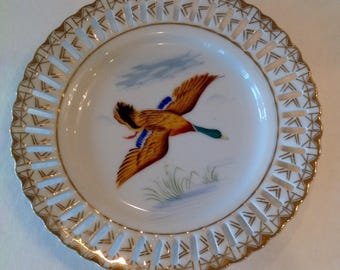 & Mallard duck plates | Etsy