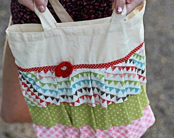 RUFFLE BAG - Design Your Own