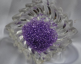 Amethyst S/L Size 11 Japanese seed beads