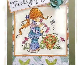 Thinking Of You, Greeting Card, Best Friends Card, Friendship Card, Any Occasion Card, Special Day Card, Card for Her, Special Greetings