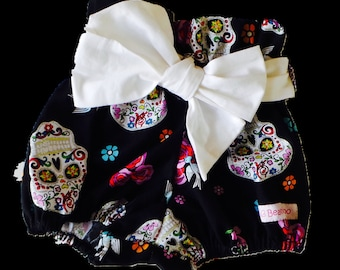 Rebel Ruffle Bloomers