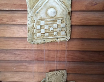 Birdhouse Windchime