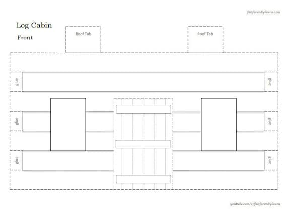 drawing log template