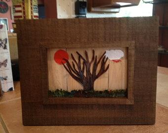 Tin Tree Series No. 3