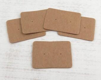 Card Earring Holders