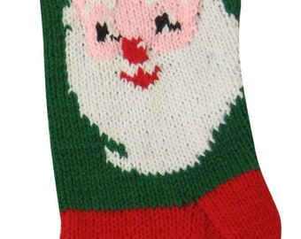 FIVE PACK of Santas PDF Knitting Patterns