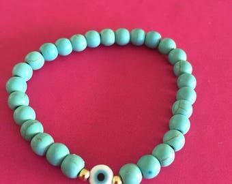 Turquoise Dust Bracelet