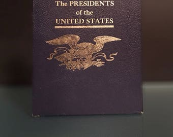 The Presidents Of The United States 2 Volume Book Set
