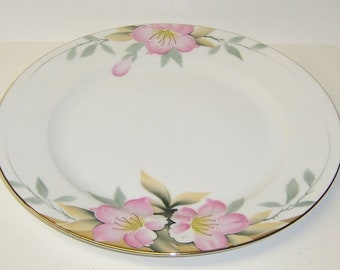 Noritake China AZALEA 9 7/8 Inch Dinner Plate