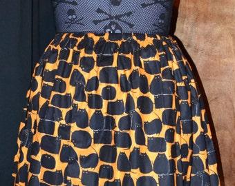 Fat Cats Skirt Womens Size 26